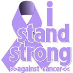 I Stand Strong Against General Cancer Shirts
