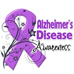 Alzheimer's Disease Awareness Shirts