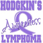 Hodgkin's Lymphoma Awareness Shirts