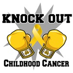 Knock Out Childhood Cancer Shirts