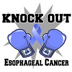 Knock Out Esophageal Cancer Shirts