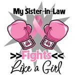 Sister-in-Law Fights Like a Girl Breast Cancer
