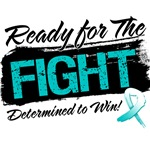 Ready For The Fight Cervical Cancer Shirts