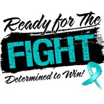 Ready For The Fight Ovarian Cancer Shirts