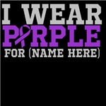 Personalize Pancreatic Cancer Awareness Shirts
