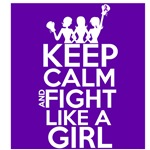 Pancreatic Cancer Keep Calm and Fight Like a Girl