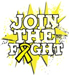 Join The Fight Ewing Sarcoma Shirts