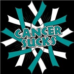 Cervical Cancer Sucks Shirts and Gear