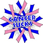 Male Breast Cancer Sucks Shirts and Gear