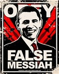 OBAMA: Obey False Messiah