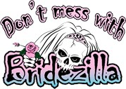 Bridezilla Skull