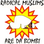 Muslims Da Bomb