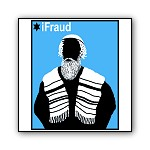 iFraud, the Rabbi | iPod Parody T-shirts & Gifts for Jewish Jokers