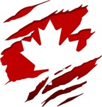 Canada Proud (red)