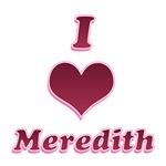 I Heart Meredith 1