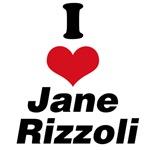 I heart Jane Rizzoli