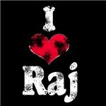 I Heart Raj
