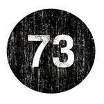 Vintage Black Sheldon Cooper 73