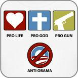 Principles Against Obama