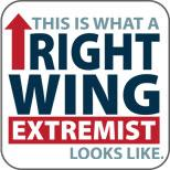What a Right Wing Extremist Looks Like