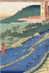 Japan River Scene