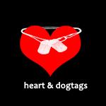 Heart & Dogtags