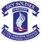 173rd Airborne Brigade, Thunderbird Chapt. XXV