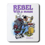 Rebel With A Mouse