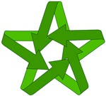 Recycle Pentagram