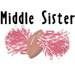 Middle Sister Cheerleading