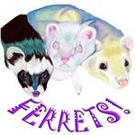 Ferrets too!