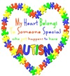 My heart belongs to someone with autism