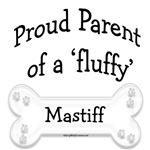 Fluffy Mastiff Proud Parent