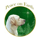 Yellow Lab Peace