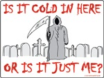 Death- Is It Cold In Here, Or Is It Just Me?