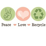 Environmental Recycling Recycle T-shirt Gifts
