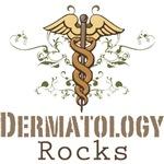 Dermatology Rocks Dermatologist T shirt Gifts