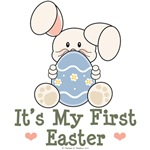 My First Easter Bunny T shirt Outfit Ornament Gift