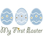 My First Easter Eggs Baby and Infant Apparel Gifts