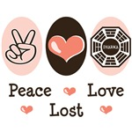 Peace Love Lost T shirt Tees Gifts