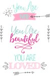Girls Inspirational Quotes