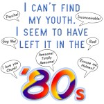 Can't Find My Youth