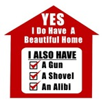 Yes I Have a Beautiful Home