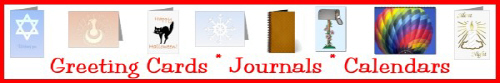 Journals/Greeting Cards/Calendars