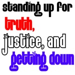 Standing Up For Truth... Aparrel