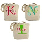 Personalized Totebags for Girls