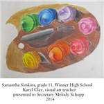 2014 Students' Capitol Art Show Tote Bags