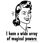 Classic Magical Powers