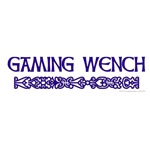 Gaming Wench Blue