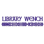 Library Wench Blue